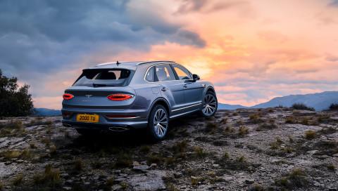 Bentley Bentayga (2020): Vor diesem Auto machen selbst Souvenir-Jäger nicht halt