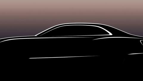 Erstes Luxus-Detail: Der neue Bentley Flying Spur bekommt eine Kühlerfigur