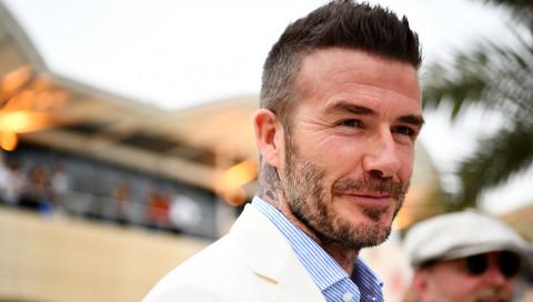 David Beckham: Jetzt können Sie seinen Aston Martin kaufen