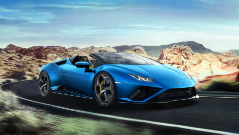 Lamborghini Huracán Evo RWD Spyder: Freiluft-Power mit Hinterradantrieb