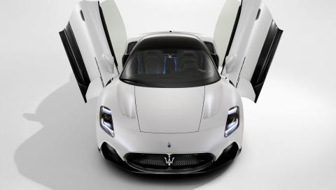 Maserati feiert mit dem MC20 ein spektakuläres Sportwagen-Comeback