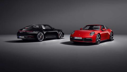 Porsche 911 Targa (2020): Neues Bügelcabrio mit hochkomplexem Dach