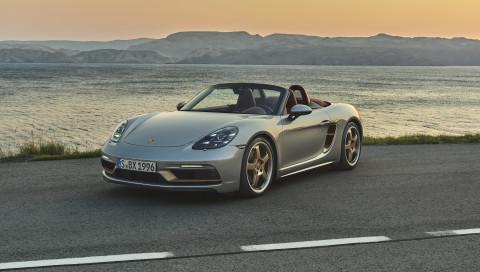 25 Jahre Porsche Boxster: Mit diesem Sondermodell feiert Porsche seinen Roadster