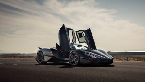 Schnellstes Serienauto der Welt: SSC Tuatara erreicht unfassbaren Top Speed