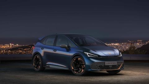 Cupra el-Born: Seat veröffentlicht Elektro-Auto doch nicht unter eigenem Namen