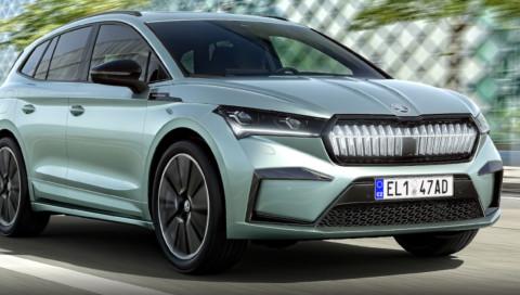 Skodas erstes E-Auto kommt mit beleuchtetem Kühlergrill und überraschendem Preis