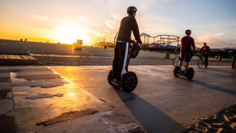Das Ende des Segway: Darum wird der Scooter nicht mehr hergestellt