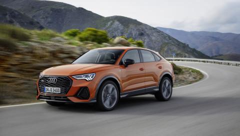 Audi stellt Coupé-Variante des Q3 vor