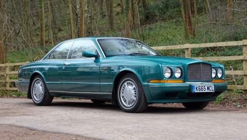 Rolex plus Bentley: Dieser Oldtimer ist ein Unikat