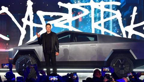 Cybertruck: Elon Musk deutet Veränderungen beim Pick-up an