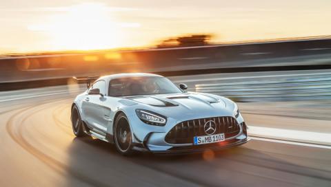 """Mercedes-AMG GT """"Black Series"""": Rennversion bringt 730 PS auf die Straße"""
