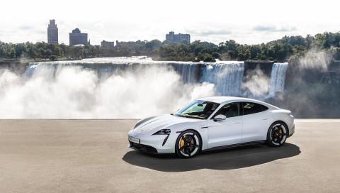 Enthüllt: Alle Infos zum ersten E-Porsche