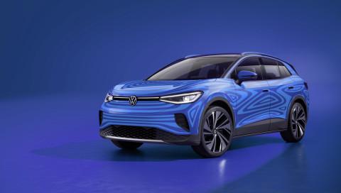 ID.4: Volkswagen präsentiert ersten elektrischen SUV