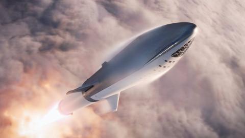 Elon Musk schickt den Milliardär Yusaku Maezawa mit der BFR zum Mond