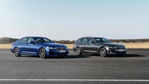 BMW 5er (2020): Neuer Look und noch mehr Vernetzung