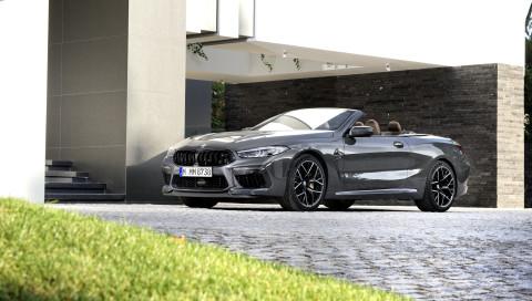Neues BMW M-Mitglied: Das M8 Competition Cabrio