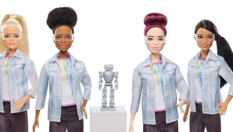 Die neue Barbie ist Roboter-Ingenieurin