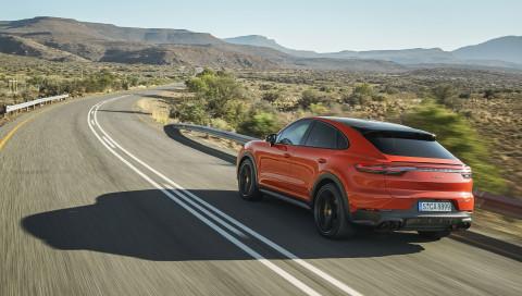 Fahrbericht: Das kann der Porsche Cayenne Coupé wirklich