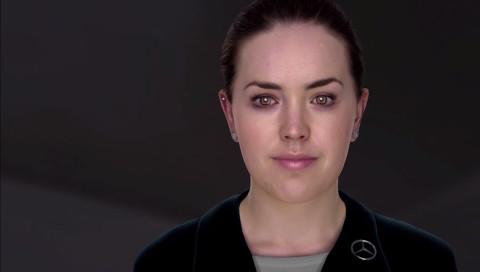 Digitale Menschen als Kundenberater: Daimler investiert in Emotionale Intelligenz