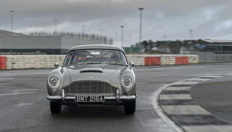 Keine Zeit zu Warten – Unterwegs in James Bonds Dienstwagen