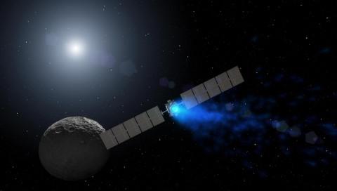 Keine Signale mehr an die Erde: Die NASA-Sonde Dawn ist tot