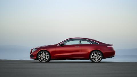 Mercedes E 400 d Coupé im Test: Bestes Kaufargument? Die Reichweite!