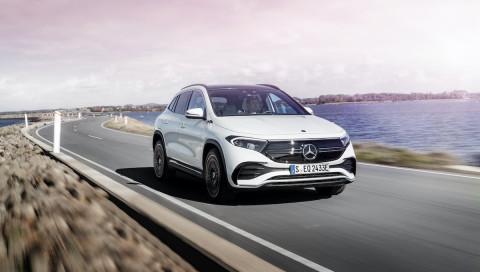 Mercedes EQA: Autobauer erweitert seine Marke EQ um einen elektrischen Crossover