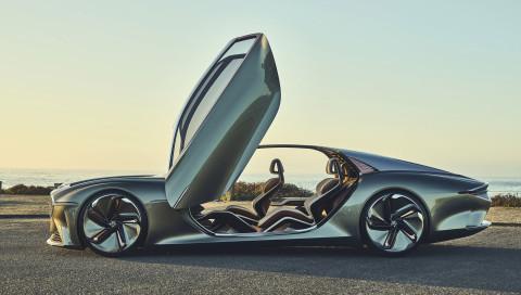 Elektrische Luxusklasse: Fünf extravagante Konzept-Fahrzeuge