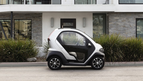 Dieses E-Auto ist ein Crowdfunding-Erfolg