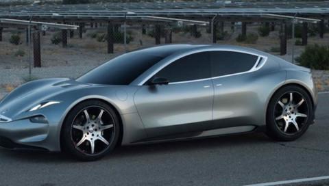Autohersteller Fisker patentiert Akku, der sich in einer Minute auflädt