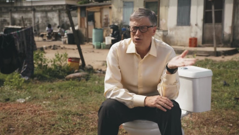 Bill Gates will auf Hawaii die Toilette revolutionieren