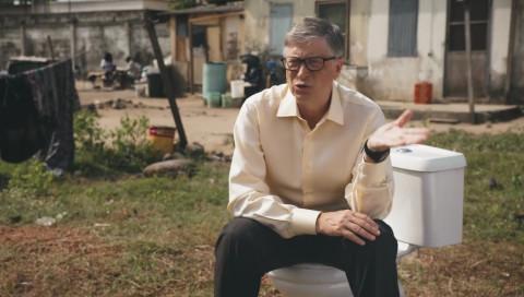 Bill Gates will auf Hawaii die Toilette revolutionieren