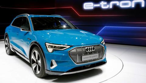 Testfahrt mit dem e-tron: So gut ist das erste Elektroauto von Audi