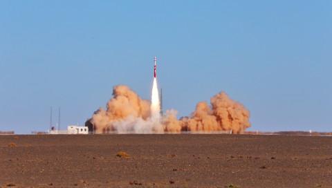 Chinas erster privater Orbitalflug ist gescheitert