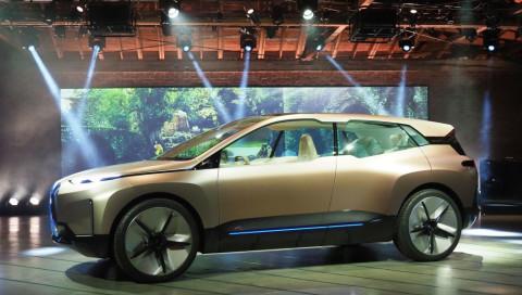 """iNext-Premiere: Warum das nächste Elektroauto von BMW ein autonomes SUV mit """"veganem Luxus"""" wird"""