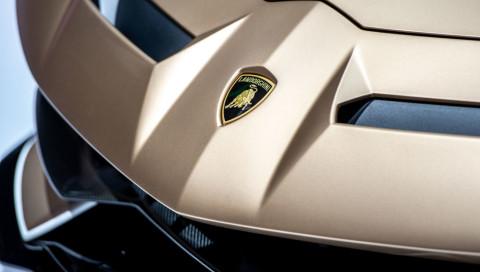 Erster E-Lamborghini: Viertüriger GT soll als Elektro-Auto kommen