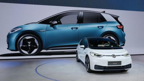 """Premiere bei Volkswagen: Das kann das erste Elektro-Modell """"VW ID3"""""""