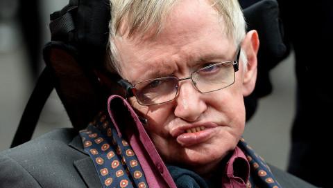Stephen Hawkings Doktorarbeit legt Webseiten lahm