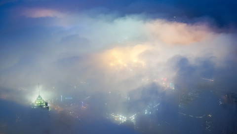China hat den größten Luftfilter der Welt