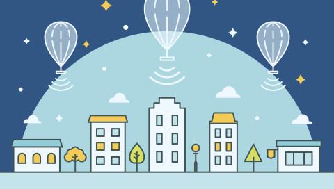 Google-Konzern startet Tochterfirmen für Internetballons und Paketdrohnen