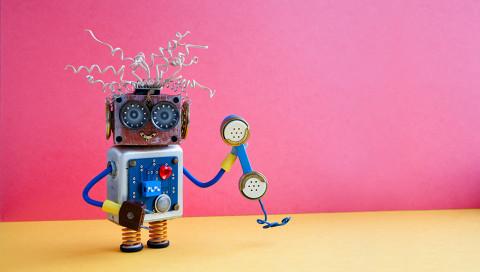 Googles Telefon-Roboter Duplex ist jetzt weniger unheimlich