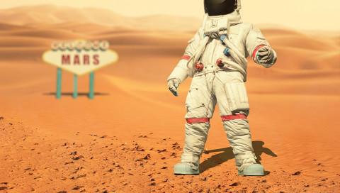 Experten fordern: NASA und SpaceX dürfen den Mars nicht kontaminieren!