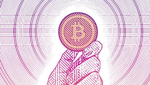 Die merkwürdigen Vorfahren von Bitcoin und Blockchain
