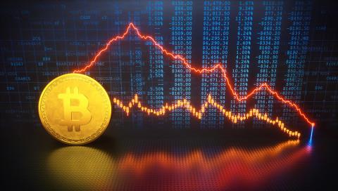 """Ist der """"Krypto-Bürgerkrieg"""" für den Bitcoin-Crash verantwortlich?"""
