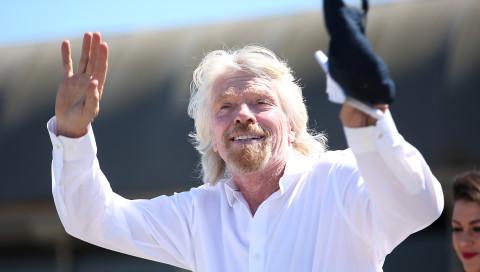 Virgin Hyperloop One: Richard Branson gibt die Führung ab