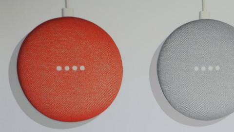 Der Google Home Mini hat alle Gespräche mitgehört