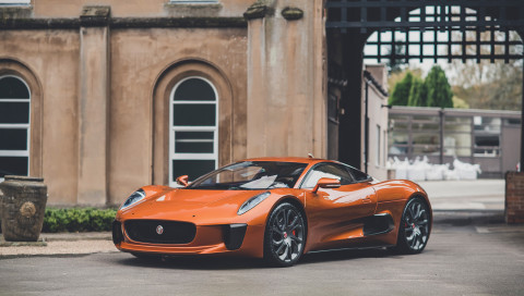 "Der Jaguar aus ""James Bond 007: Spectre"" kommt unter den Hammer"