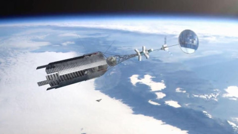 """Dieses russische Nuklearraumschiff soll die BFR von SpaceX """"veraltet"""" aussehen lassen"""