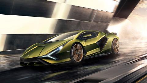 Lamborghini Sián: Kein Stier war je stärker