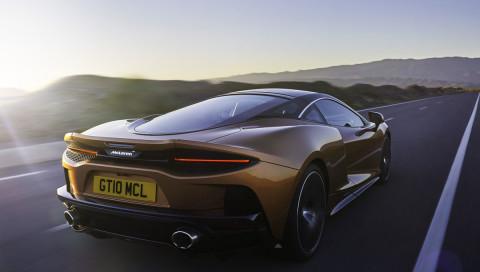 Weltpremiere McLaren GT - So viel Luxus gab es noch nie in einem Supersportler